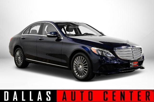 2015 Mercedes-Benz C-Class C300 4MATIC Sedan Carrollton TX