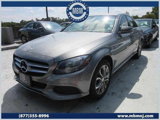 2015 Mercedes-Benz C-Class C300 4MATIC® Sedan Morristown NJ
