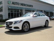 2015_Mercedes-Benz_C-Class_C300 Sedan NAV, PANORAMIC, BLIND SPOT, BACKUP CAM, BLUETOOTH, SAT RADIO, AUX INPUT, LEATHER_ Plano TX