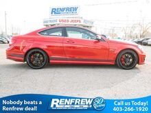 2015_Mercedes-Benz_C-Class_C63 AMG 507 PKG, 6.3L V8, Pano Sunroof, Nav, Bluetooth, Heated Leather_ Calgary AB