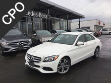 2015_Mercedes-Benz_C-Class_SEDAN_ Yakima WA