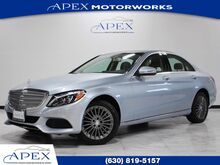 2015_Mercedes-Benz_C300_4-Matic Luxury 1 Owner P1 Pkg_ Burr Ridge IL