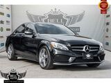 2015 Mercedes-Benz C300 4MATIC AMG PKG PARKTRONIC NAVI PANO SUNROOF LEATHER Toronto ON