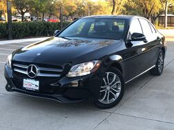 2015_Mercedes-Benz_C300 4MATIC_AWD SPORT PACKAGE NAVIGATION ATTENTION ASSIST ECO START/STOP LEATHER SEATS_ Addison TX