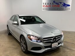 2015_Mercedes-Benz_C300 4MATIC_AWD SPORT PACKAGE NAVIGATION ATTENTION ASSIST KEYLESS GO ECO STA_ Carrollton TX