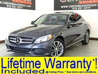 Mercedes-Benz C300 4MATIC PREMIUM PKG NAVIGATION PANORAMIC ROOF BLIND SPOT ASSIST REAR CAMERA 2015