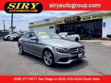 2015_Mercedes-Benz_C300_4MATIC_ San Diego CA