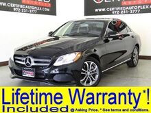 2015_Mercedes-Benz_C300_SPORT NAVIGATION BLIND SPOT ASSIST COLLISION ALERT ATTENTION ASSIST_ Carrollton TX