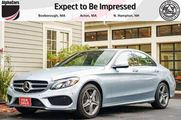 2015_Mercedes-Benz_C300_Sport 4Matic_ Boxborough MA