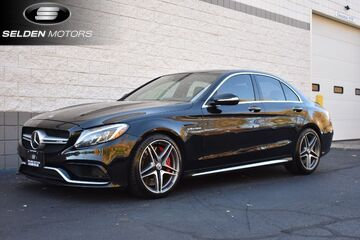 2015_Mercedes-Benz_C63 S AMG_AMG C 63 S_ Willow Grove PA