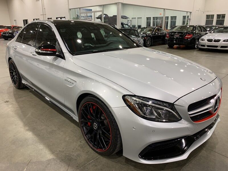 2015_Mercedes-Benz_C63s_Edition 1_ Charlotte NC