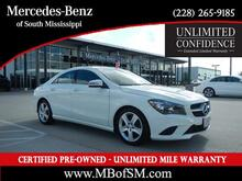 2015_Mercedes-Benz_CLA_250 4MATIC® COUPE_ South Mississippi MS
