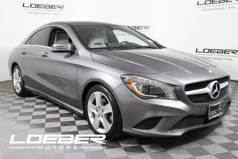 2015_Mercedes-Benz_CLA_250 4MATIC® COUPE_ Chicago IL