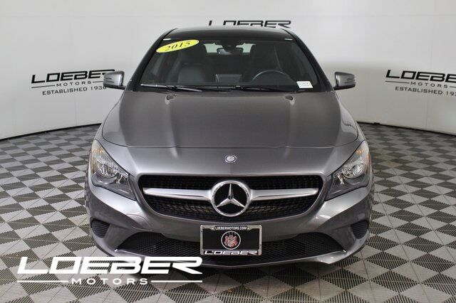 2015 Mercedes-Benz CLA 250 4MATIC® COUPE Lincolnwood IL