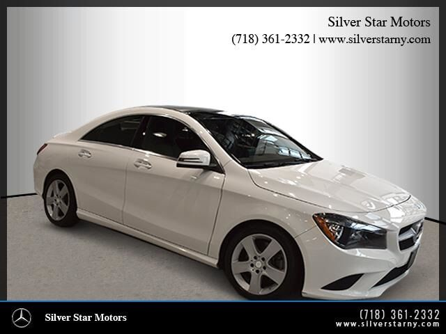 2015 Mercedes-Benz CLA 250 4MATIC® COUPE Long Island City NY