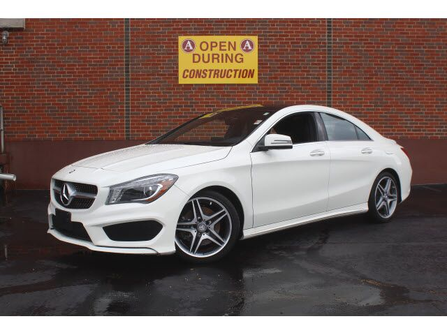 2015 Mercedes-Benz CLA 250 4MATIC® COUPE Kansas City KS