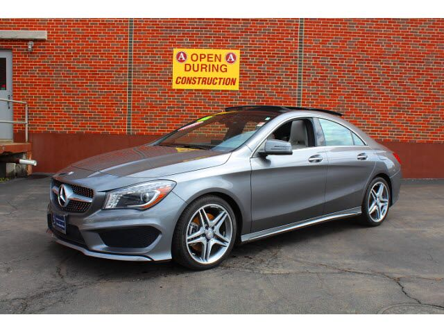 2015 Mercedes-Benz CLA 250 4MATIC® COUPE Merriam KS