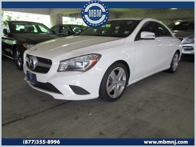2015 Mercedes-Benz CLA 250 4MATIC® COUPE Morristown NJ