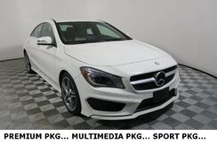 2015_Mercedes-Benz_CLA_250 4MATIC® COUPE_ Wilmington DE