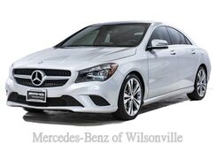 2015_Mercedes-Benz_CLA_250 4MATIC® COUPE_ Portland OR