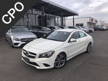 2015_Mercedes-Benz_CLA_250 4MATIC® COUPE_ Yakima WA