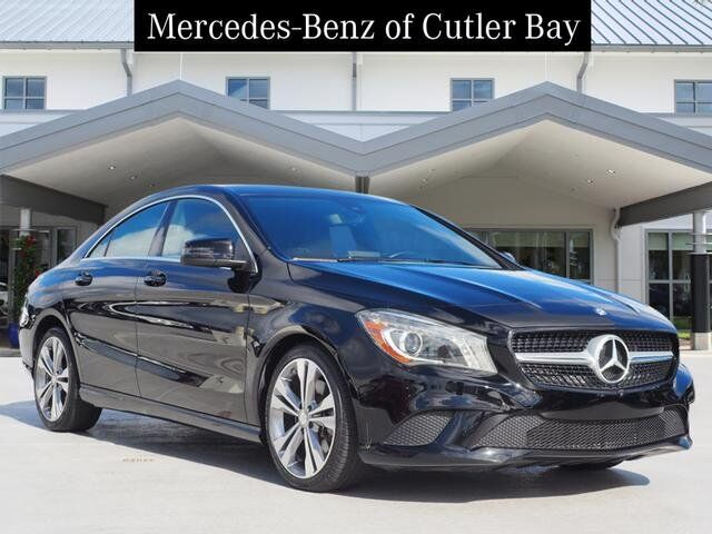 2015 Mercedes-Benz CLA 250 COUPE Cutler Bay FL