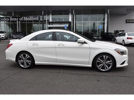 2015_Mercedes-Benz_CLA_250 COUPE_ Medford OR