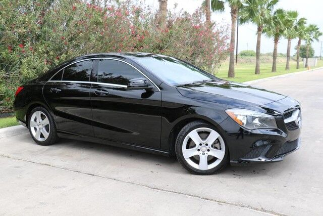 2015 mercedes benz cla 250 coupe san juan tx 23731187. Black Bedroom Furniture Sets. Home Design Ideas