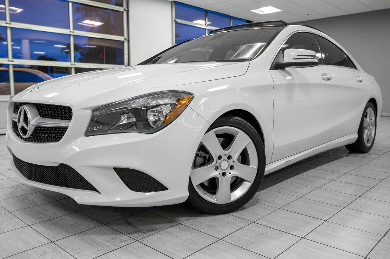 2015 Mercedes-Benz CLA 250 COUPE Peoria AZ