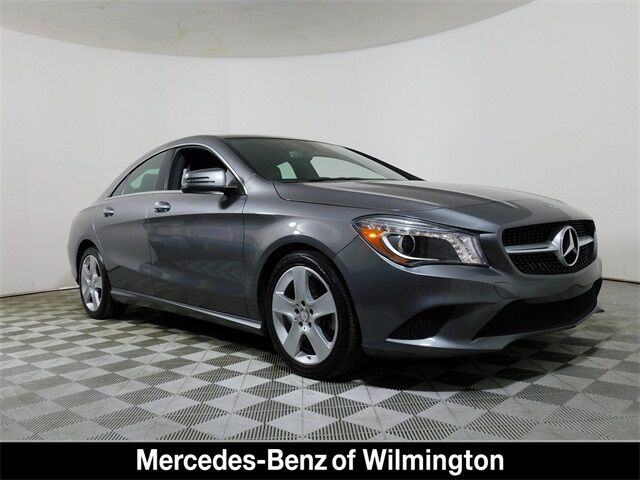 2015 Mercedes-Benz CLA 250 COUPE Wilmington DE