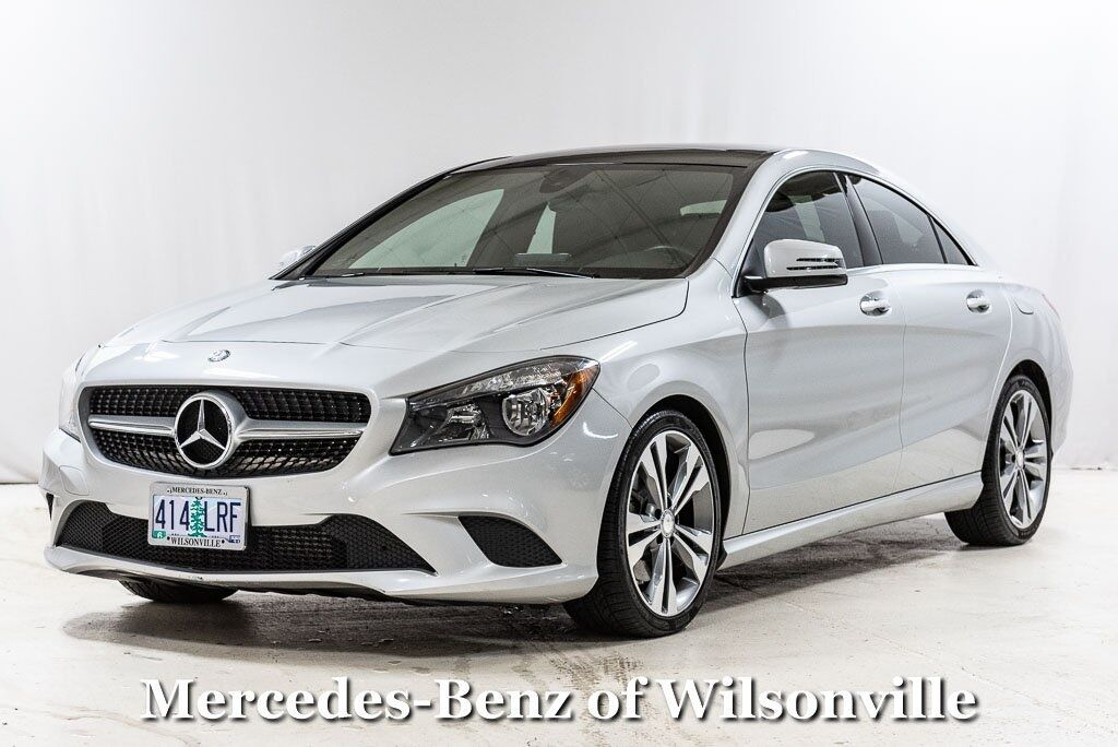 2015 Mercedes-Benz CLA 250 COUPE Wilsonville OR