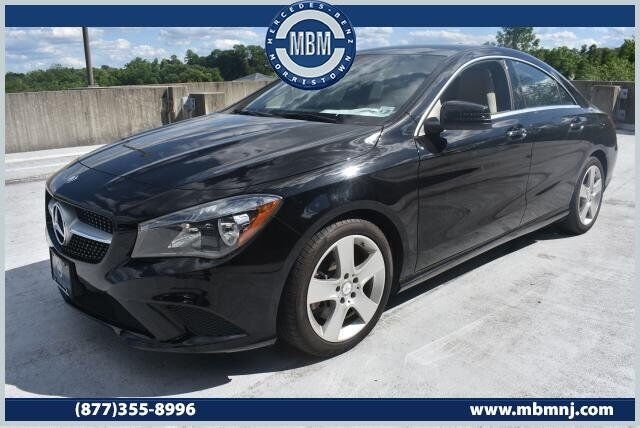 2015 Mercedes-Benz CLA 250 Coupe Morristown NJ