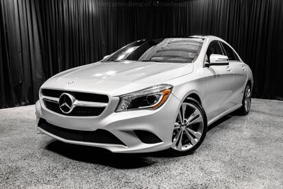 2015_Mercedes-Benz_CLA_250 Sedan_ Peoria AZ