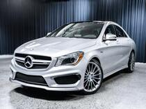 2015 Mercedes-Benz CLA AMG® 45