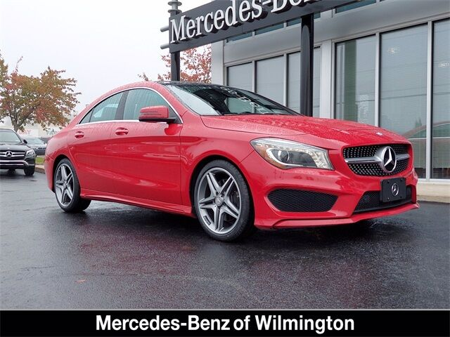 2015 Mercedes-Benz CLA CLA 250 4MATIC® COUPE Wilmington DE
