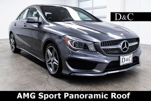 2015 Mercedes-Benz CLA CLA 250 AMG Sport Panoramic Roof