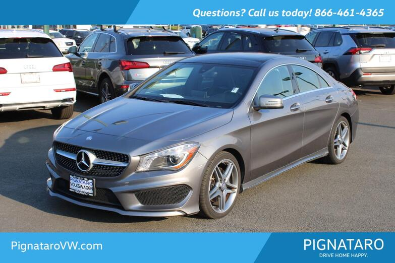 2015 Mercedes-Benz CLA CLA 250 Everett WA