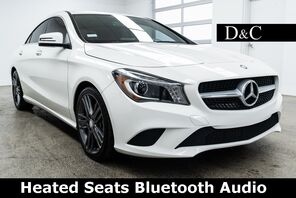 2015_Mercedes-Benz_CLA_CLA 250 Heated Seats Bluetooth Audio_ Portland OR