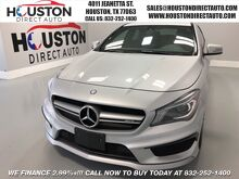 2015_Mercedes-Benz_CLA_CLA 45 AMG®_ Houston TX