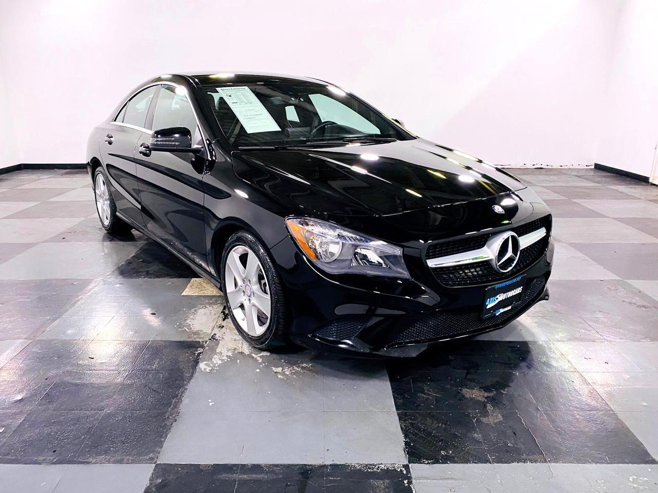 2015 Mercedes-Benz CLA-Class 4dr CLA 250 4MATIC w/Navigation Jersey City NJ