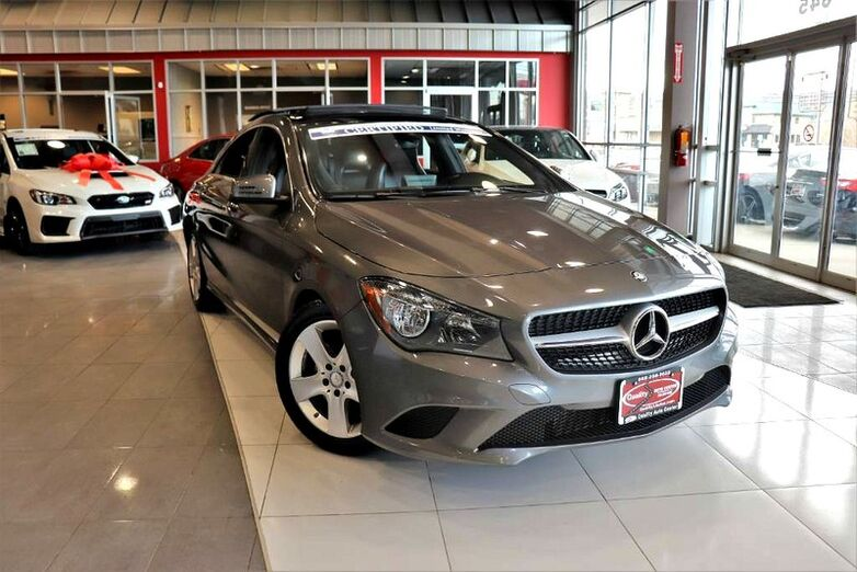 2015 Mercedes-Benz CLA-Class CLA 250 - CARFAX Certified 1 Owner - No Accidents - Fully Serviced - QUALITY CERTIFIED up to 10 YEARS 100,000 MILE WARRANTY Springfield NJ