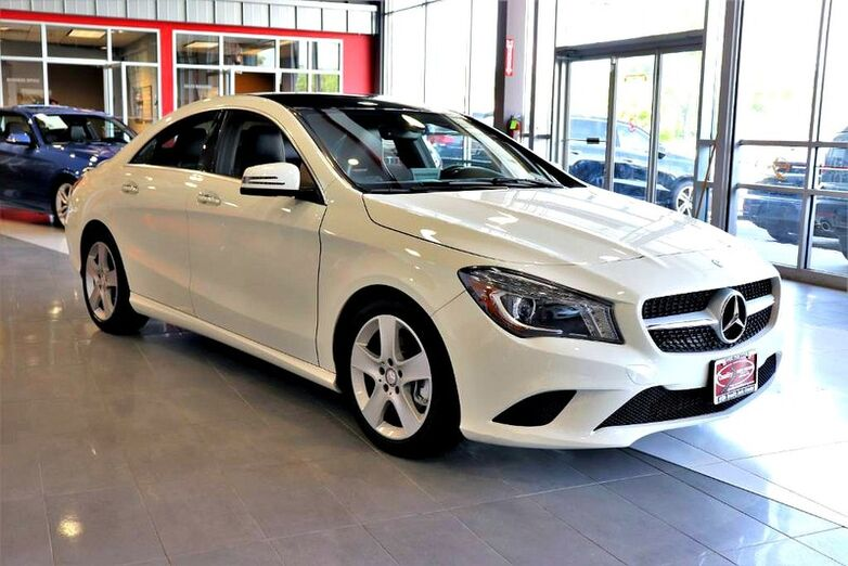 2015 Mercedes-Benz CLA-Class CLA 250 4MATIC - CARFAX Certified 1 Owner - No Accidents - Fully Serviced Springfield NJ