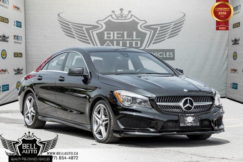 2015 Mercedes-Benz CLA-Class CLA 250, 4MATIC, NAVI, BACK-UP CAM, PANO ROOF, BLIND SPOT, SENSORS Toronto ON