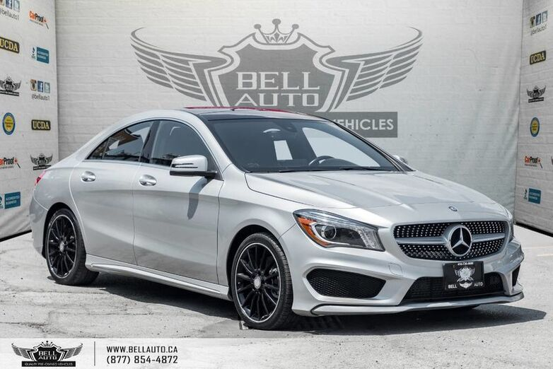 2015 Mercedes-Benz CLA-Class CLA 250, AMG PKG, NAVI, BACK-UP CAM, PANO ROOF, SENSORS Toronto ON