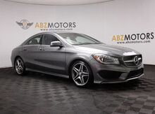 2015_Mercedes-Benz_CLA-Class_CLA 250 AMG,Blind Spot,Heated Seats,Push Start_ Houston TX