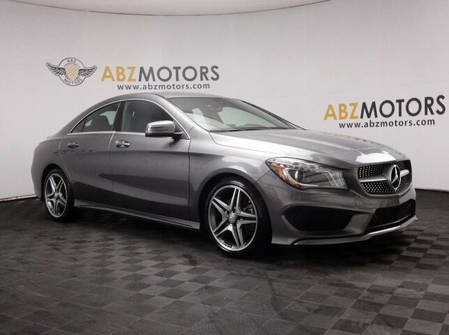 2015 Mercedes-Benz CLA-Class CLA 250 AMG,Blind Spot,Heated Seats,Push Start Houston TX