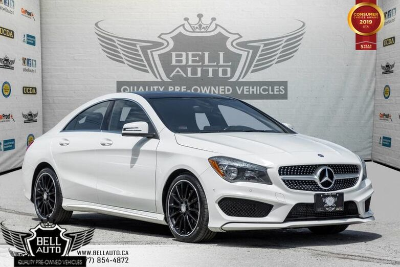 2015 Mercedes-Benz CLA-Class CLA 250, AWD, AMG PKG, NAVI, PANO ROOF, BLINDSPOT Toronto ON