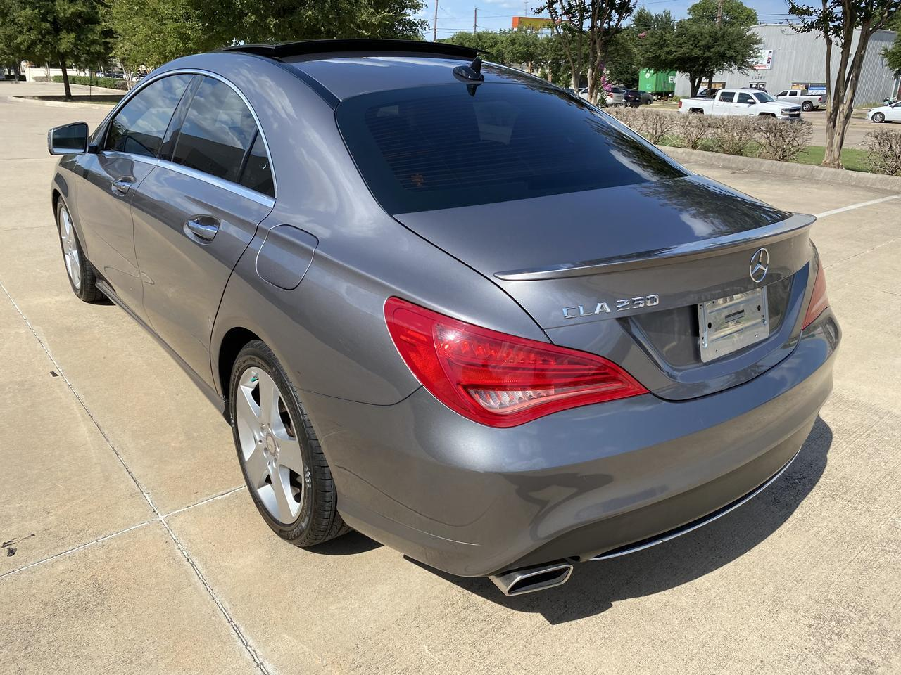 2015 Mercedes-Benz CLA-Class CLA 250 Dallas TX
