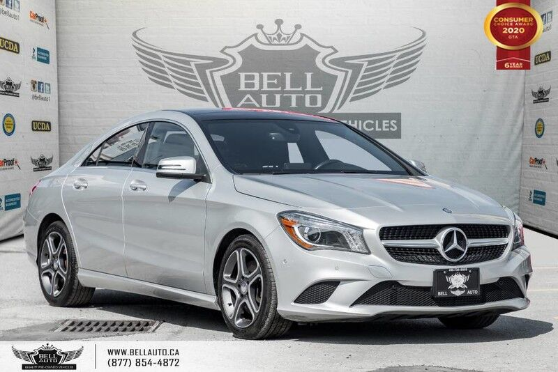 2015 Mercedes-Benz CLA-Class CLA 250, NO ACCIDENT, NAVI, B.SPOT, COLLISION PREV, PUSH START