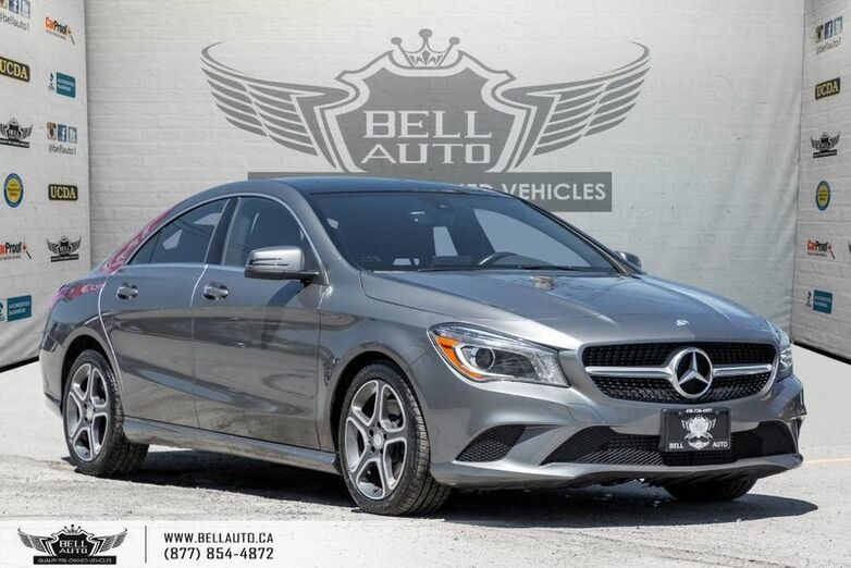 2015 Mercedes-Benz CLA-Class CLA 250, PREMIUM, NAVI, BACK-UP CAM, PANO ROOF Toronto ON